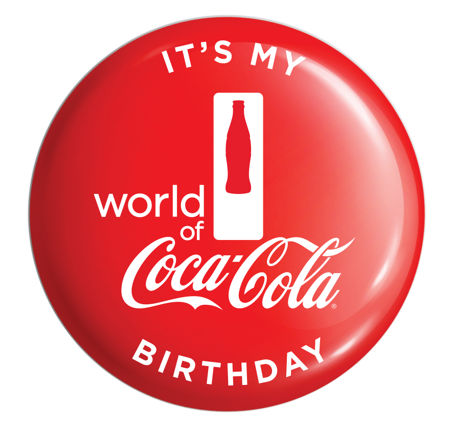 NEW Birthday group package to celebrate your birthday at World of Coca-Cola with friends, family and birthday package perks.