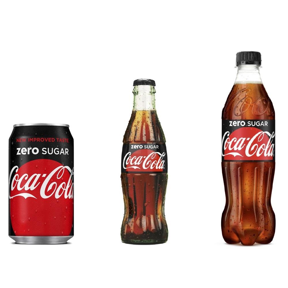 coca cola zero sugar d sormais aussi en belgique coca cola belgium. Black Bedroom Furniture Sets. Home Design Ideas